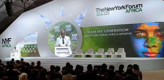 Train My Generation , Fondo para el empleo juvenil en la CEMAC