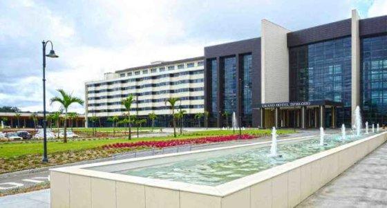 Grand Hotel Djibloho, Oyala Guinea Ecuatorial