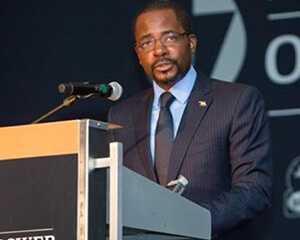 Gabriel Mbega, Ministro de Minas e Hidrocarburos