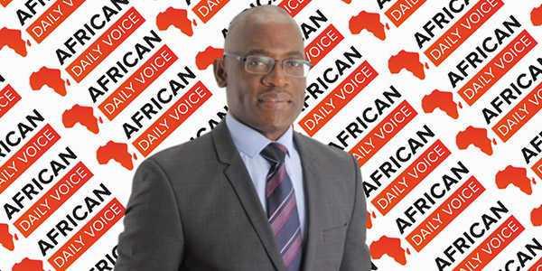 Toussaint Alain, CEO de African Daily Voice
