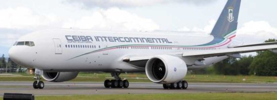 Ceiba Intercontinental incrementa sus vuelos en la ruta Madrid-Malabo tras la suspensión de vuelos de Iberia