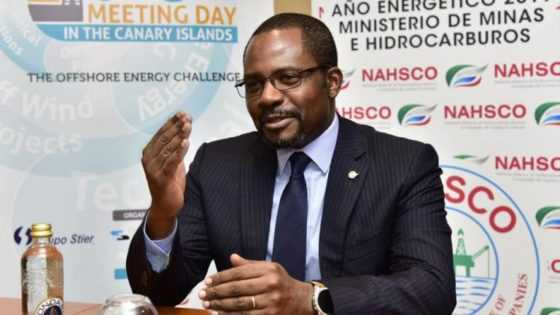 Gabriel Mbega Obiang Lima, Ministro de Minas e Hidrocarburos de Guinea Ecuatorial