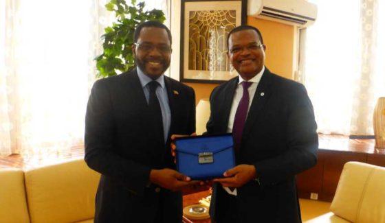 BDEAC apoyará a Guinea Ecuatorial en el desarrollo de recursos minerales del pais.