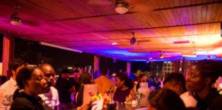 Foto de archivo de un local nocturno antes del Covid19, Malabo, Guinea Ecuatorial