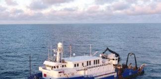 El buque de investigación Proteus
