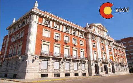 Sede de la Agencia Española de Cooperación Internacional para el Desarrollo en Madrid