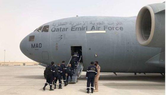 Qatar envía ayuda medica a Guinea Ecuatorial