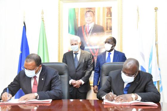 BDEAC y el Banco Europeo de Inversiones establecen una línea de financiamiento del sector privado en África Central