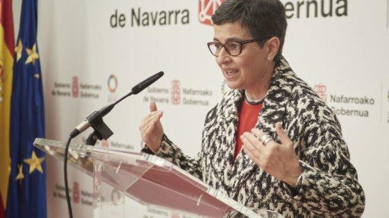 La ministra de Asuntos Exteriores, Unión Europea y Cooperación, Arancha González Laya Eduardo Sanz