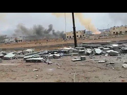 Una explosión en un cuartel militar de Bata Guinea Ecuatorial causa más de 98 muertos y 615 heridos