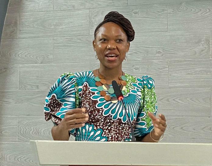 Bindang Ndong Okiri , Secretaria de Estado de Planificación en Ministerio de Hacienda, Economía y Planificación