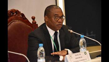 Valentin Ela Maye, Ministro de Finanzas, Economía y Planificación de Guinea Ecuatorial